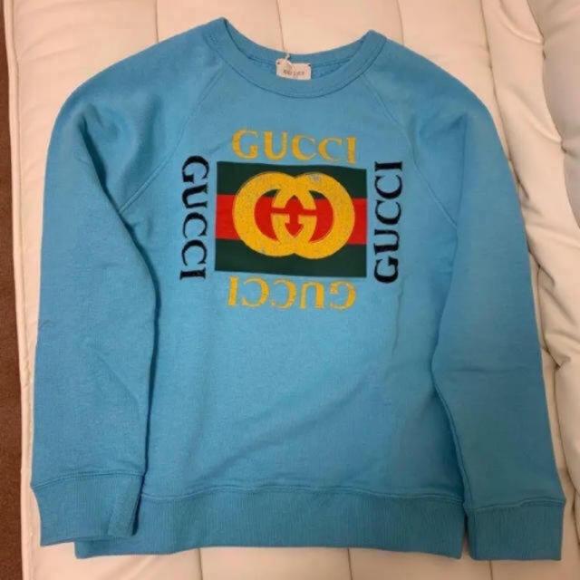 gucci ポーチ スーパーコピーエルメス - Gucci - GUCCI トレーナー の通販 by ♡