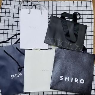シップス(SHIPS)のショップ袋(ショップ袋)