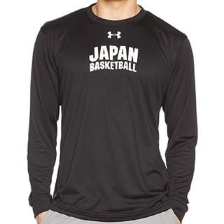 アンダーアーマー(UNDER ARMOUR)の新品 LG underarmour japan basketball tee 黒(ウェア)