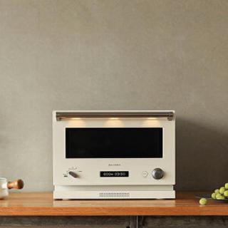 バルミューダ(BALMUDA)の保証付 バルミューダ BALMUDA オーブンレンジ Range ホワイト(電子レンジ)