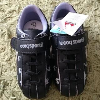 ルコックスポルティフ(le coq sportif)のle coq sportif ベビー靴(スニーカー)