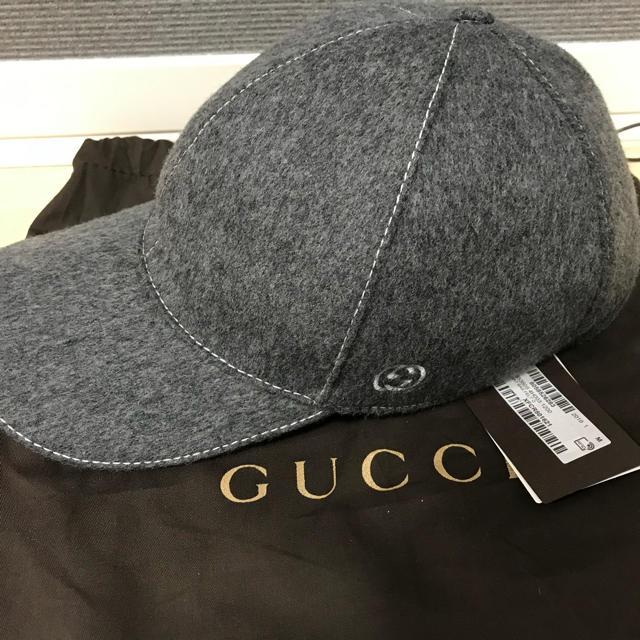 Gucci - GUCCI グッチ 帽子 Mサイズの通販 by kuma06040640's shop
