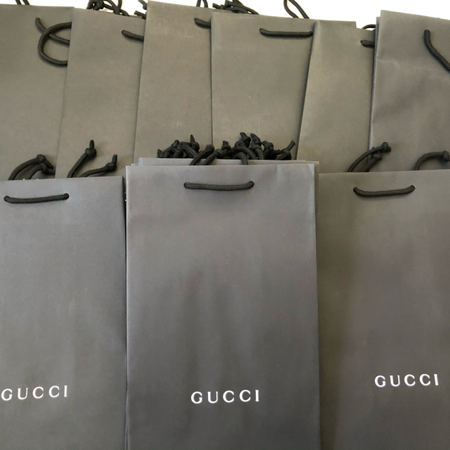 ブランドネックレス 修理 、 Gucci - GUCCI ショップ袋 ショッパー 20枚セットの通販 by supureme north face prada GUCCI shop
