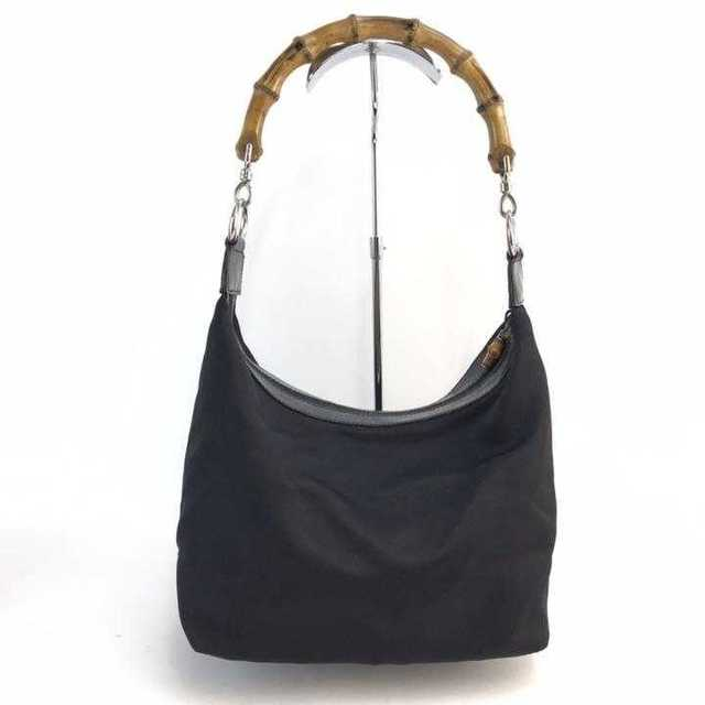 xperia z アクセサリー まとめ 、 Gucci - ❤️セール❤️ GUCCI グッチ バンブーワンショルダー バック ブラックの通販 by 即購入歓迎shop