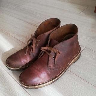 クラークス(Clarks)のClarks クラークス デザートブーツ US7(23.5〜24.0cm)(ブーツ)