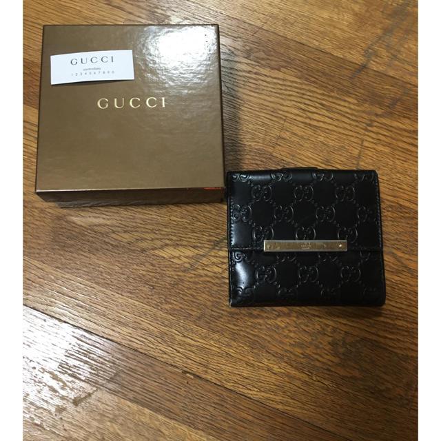 プラダ ボストンバッグ スーパーコピーエルメス - Gucci - gucci  折り財布の通販 by ヒロ's shop