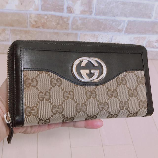 ベンツ b アクセサリー / Gucci - 《美品》GUCCI(グッチ)長財布の通販 by ジェイソン's shop