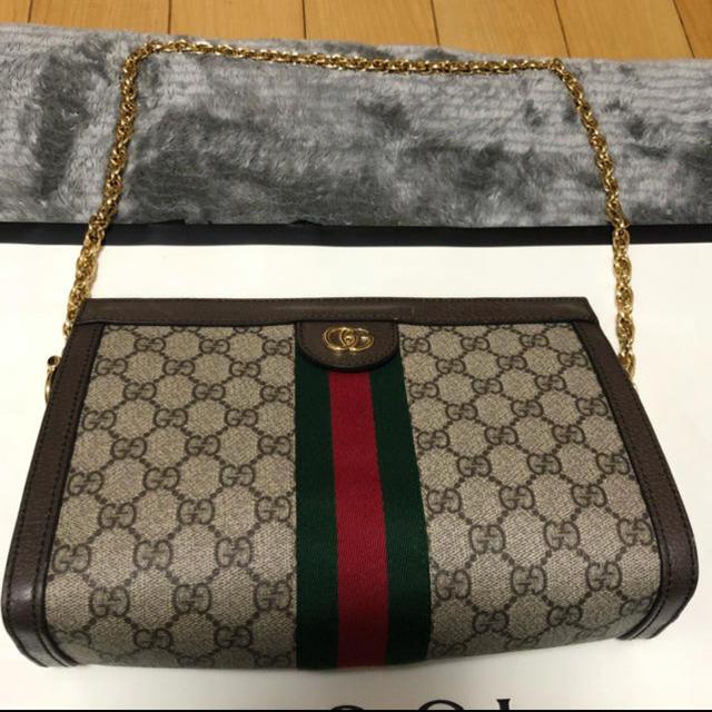 ベルト カビ - Gucci - グッチ ショルダーバッグの通販 by nene  shop