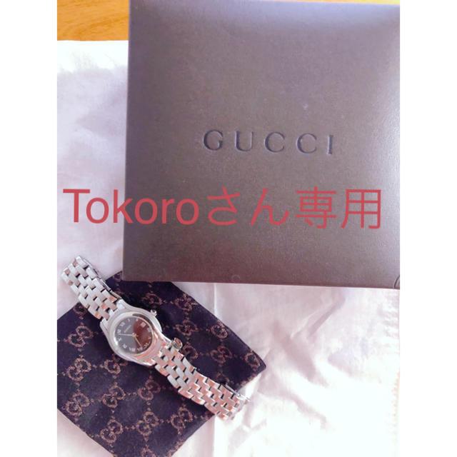 スーパーコピー chanel 財布マトラッセ 、 Gucci - GUCCI♡時計の通販 by まき's shop