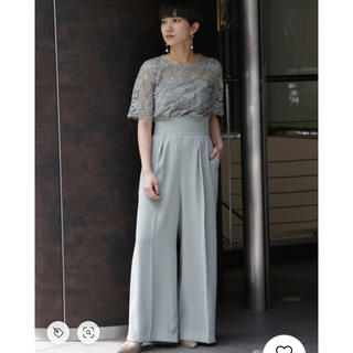 ラグナムーン(LagunaMoon)のラグナムーン パンツドレス(その他ドレス)