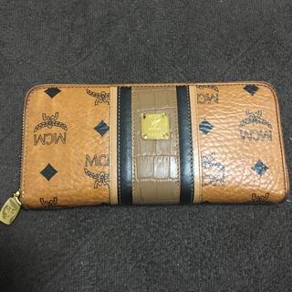 エムシーエム(MCM)のMCM 長財布(財布)