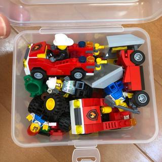 レゴ(Lego)のLEGO 消防車セット(電車のおもちゃ/車)