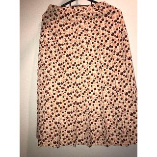 フェリシモ(FELISSIMO)のスカート二枚組(ロングスカート)