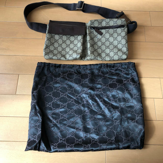 Gucci - GUCCI グッチ ウエストポーチの通販 by koka's shop