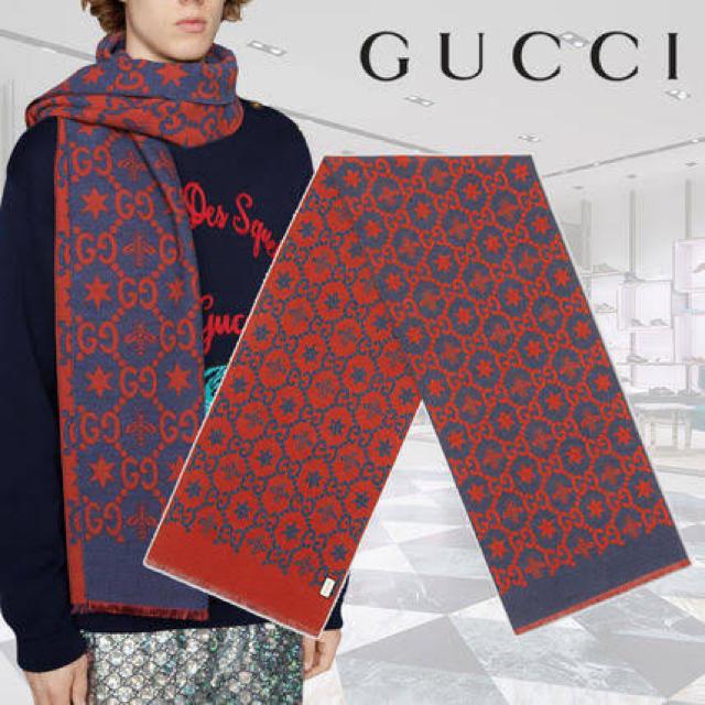 エルメス メンズ ベルト コピー 0を表示しない - Gucci - GUCCI マフラー ストールの通販 by ちゃっちゃ's shop