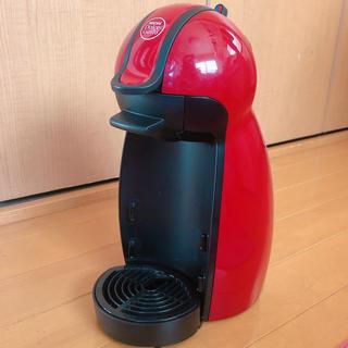 ネスレ(Nestle)のネスカフェ ドルチェグスト ピッコロ プレミアム 本体(コーヒーメーカー)