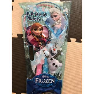 ディズニー(Disney)の新品未開封未使用! アナと雪の女王バドミントンセット(バドミントン)
