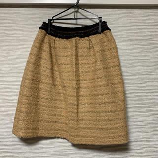 シマムラ(しまむら)のしまむら ツイードスカート(ひざ丈スカート)