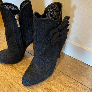 クリスチャンディオール(Christian Dior)のクリスチャン ディオール dior ショートブーツ(ブーツ)
