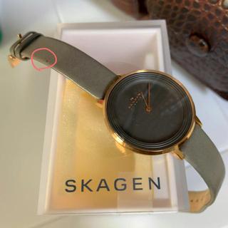 スカーゲン(SKAGEN)のSKAGEN 腕時計 箱無し(腕時計)
