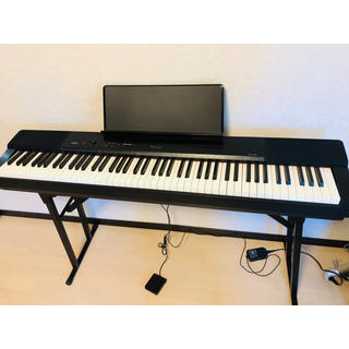 カシオ(CASIO)の極美品!CASIO Privia PX-150 電子ピアノ(電子ピアノ)