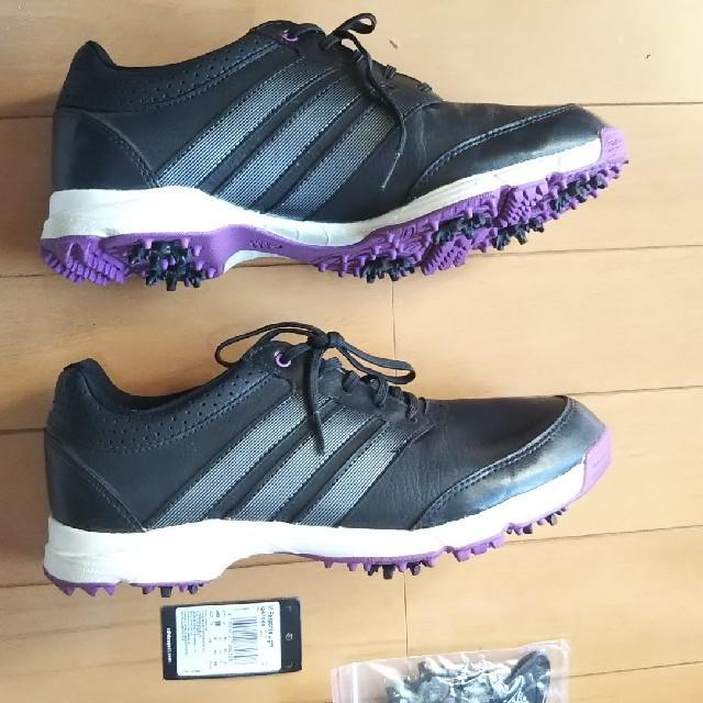 adidas(アディダス)のアディダス ゴルフシューズ スポーツ/アウトドアのゴルフ(シューズ)の商品写真