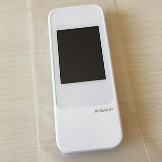 エーユー(au)のSpeed WiFi NEXT W04 WiMAX2+ (その他)