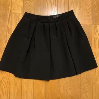 スタニングルアー(STUNNING LURE)のstunning lure フレアスカート(ミニスカート)