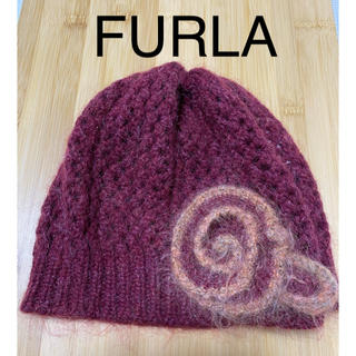 フルラ(Furla)のFURLA フルラ ニット帽(ニット帽/ビーニー)