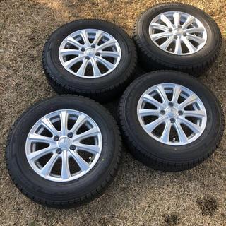 グッドイヤー(Goodyear)の国産スタッドレスタイヤホイールセット 4本(タイヤ・ホイールセット)