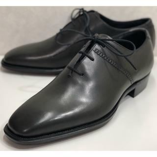 【訳有】大塚製靴 M5 100 内羽根ホールカット サイズ24.5【送料無料】(ドレス/ビジネス)