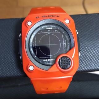 ジーショック(G-SHOCK)のG-SHOCK オレンジ(腕時計(デジタル))