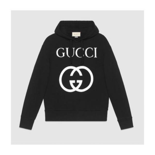 エルメスアクセサリーヤフオク / Gucci - GUCCI グッチ パーカー 新品未使用の通販 by さぶ's shop