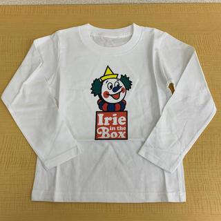 アイリーライフ(IRIE LIFE)の◆新品未使用◆irie life子供用ロングスリーブTシャツ 110サイズ 白(Tシャツ/カットソー)