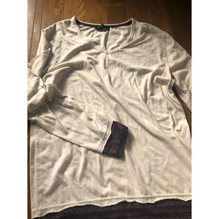 レイジブルー(RAGEBLUE)の【RAGE BLUE カットソー】(Tシャツ/カットソー(七分/長袖))