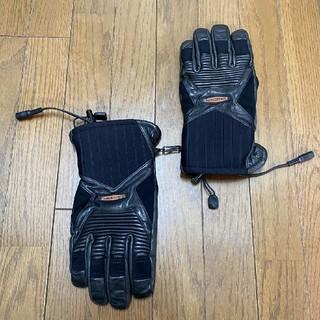 ハーレーダビッドソン(Harley Davidson)の値下げ!ハーレーダビットソン 電熱グローブ(手袋)