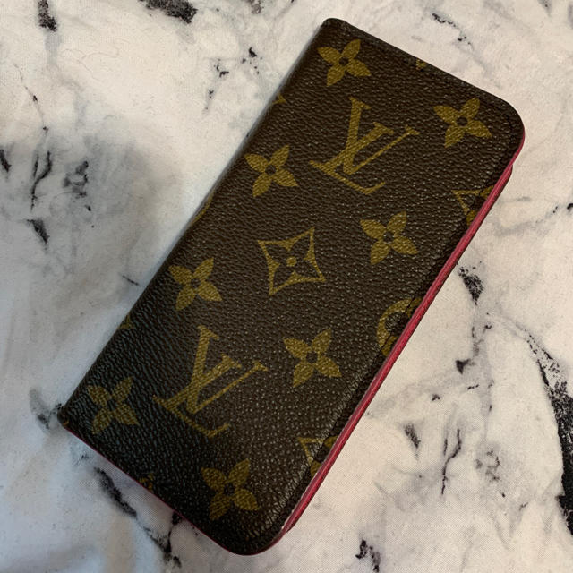 LOUIS VUITTON - LV iPhone8ケースの通販