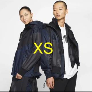 サカイ(sacai)の⭐️ラスト1点‼️⭐️希少なXS Nike Sacai Hooded (ナイロンジャケット)