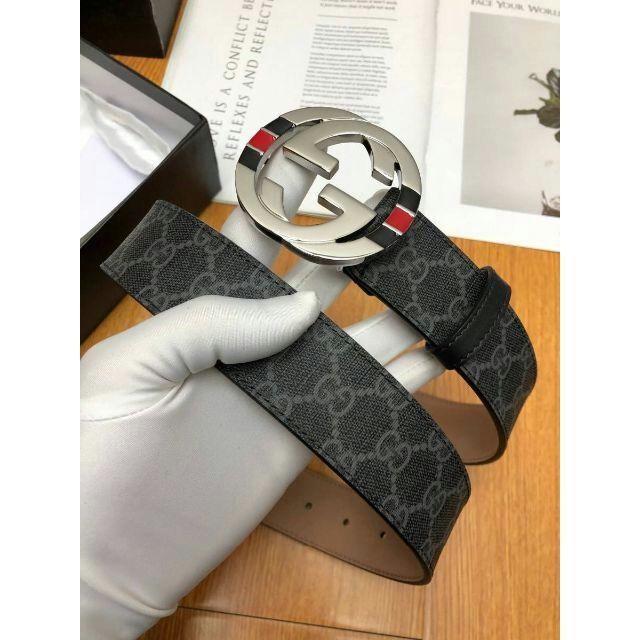 ベルト メンズ スーツ - Gucci - 新品 人気Gucci ベルトの通販 by てすになららら's shop