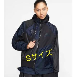 サカイ(sacai)のsacai × NIKE Blouson Hooded Anorak  S(ナイロンジャケット)