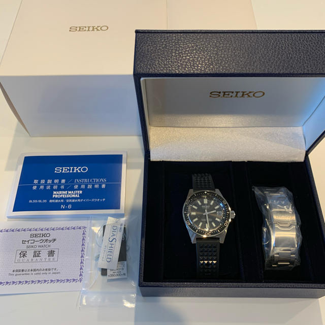 SEIKO(セイコー)のセイコー プロスペックス ヒストリカルコレクション 復刻デザイン SBDX019 メンズの時計(腕時計(アナログ))の商品写真