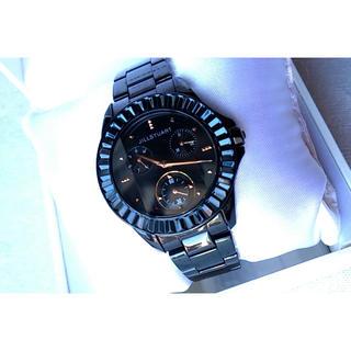 ジルスチュアート(JILLSTUART)のJILL STUART プリズム腕時計(腕時計)