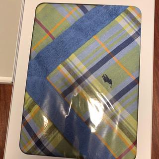 ラルフローレン(Ralph Lauren)のラルフローレン ハーフタオルケット ハーバーマドラスガーゼ 90×140(その他)