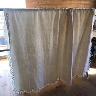 ムジルシリョウヒン(MUJI (無印良品))のインド綿 マルチカバー 多用布 ベッドカバー ソファーカバー ラグ(ソファカバー)