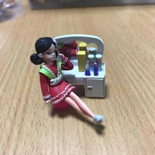 グリコ - りかちゃんお化粧台セット
