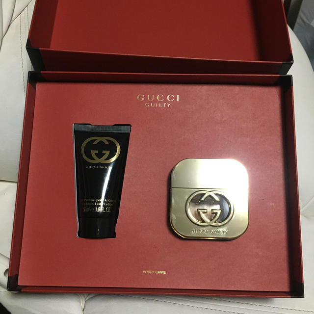 byp dアクセサリー / Gucci - GUCCI ギルティセット未使用です#の通販 by アズール's shop
