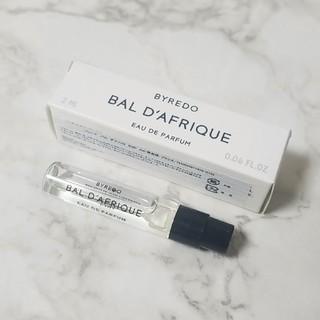 エストネーション(ESTNATION)のBYREDO バレード 香水 BAL D'AFRIQUE(ユニセックス)