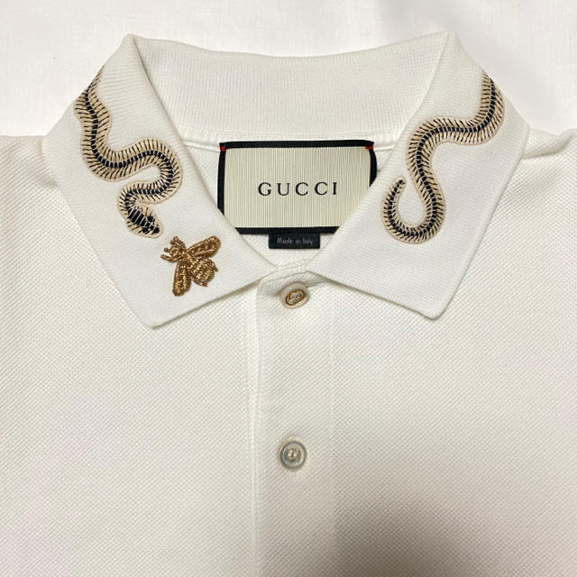 アクセサリー 手作り - Gucci - GUCCI ポロシャツ の通販 by Y's shop