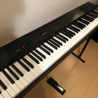 カシオ(CASIO)のcasio カシオ PX-150 エレピ 電子ピアノ 88鍵 スタンド付 元箱(電子ピアノ)
