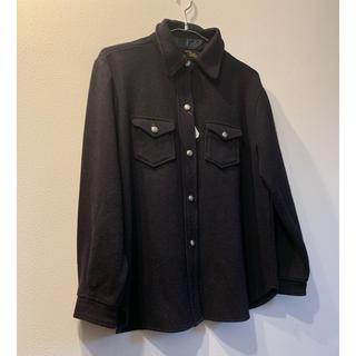ウールリッチ(WOOLRICH)の70's H.I.S OLDウール CPOシャツ(ブルゾン)